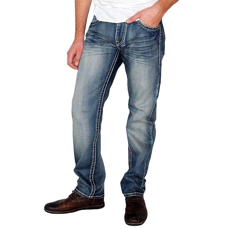 Men's Earl Jean Straight-Fit Denim Jeans
