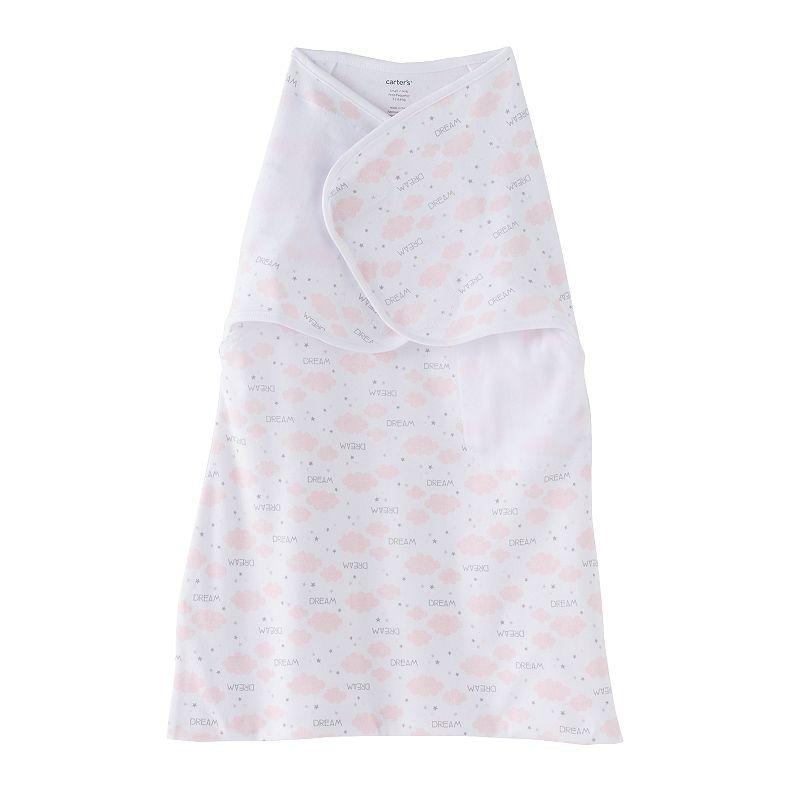Baby Girl Carter's Swaddle Blanket
