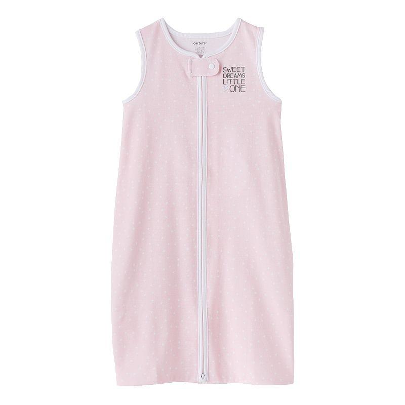 Baby Girl Carter's Wear-a-Blanket