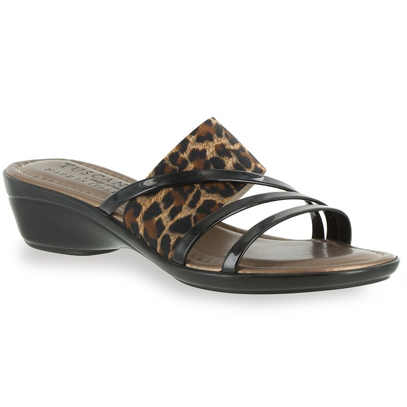 Tuscany by Easy Street Atessa Women's Wedge Sandals