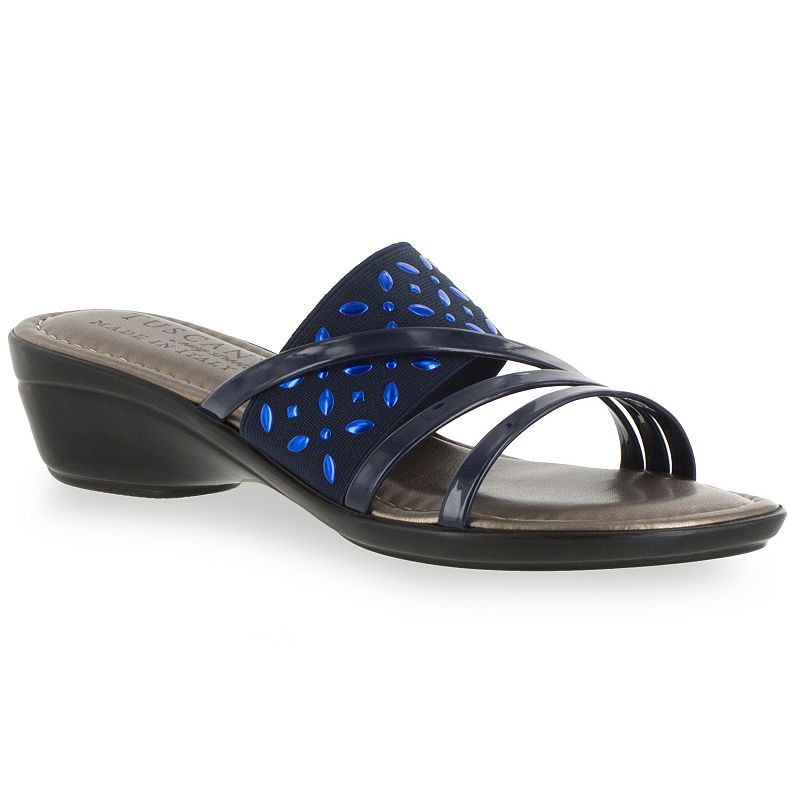 Tuscany by Easy Street Atessa Women's Wedge Sandals