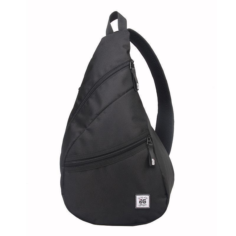 AfterGen Black Sling Backpack