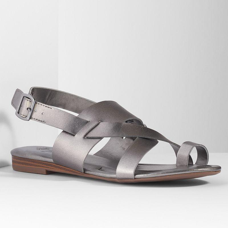 Simply Vera Vera Wang Women's Slingback Sandals