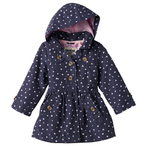 Toddler Girl OshKosh B'gosh® Heart Jacket