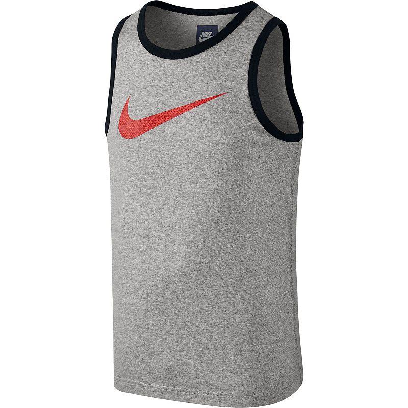 Boys 8-20 Nike Swoosh Tank Top