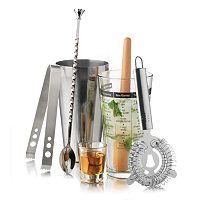 Libbey Modern Bar Mixologist 7-pc. Glass Set