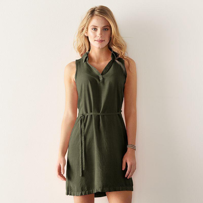 Women's SONOMA Goods for Life™ Challis Shift Dress