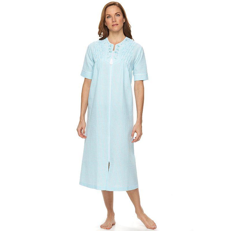6d578bc42a Turmec » women s cotton long sleeveless nightgown