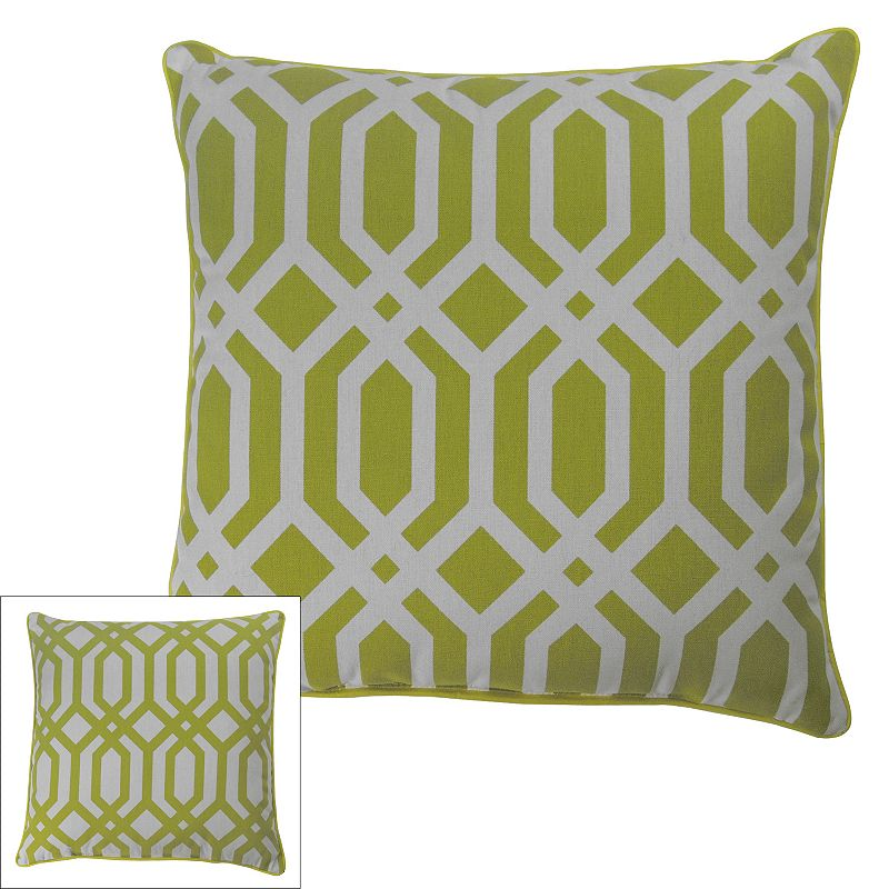 Kohls Yellow Throw Pillows : Yellow 18 Inch Pillow Kohl s