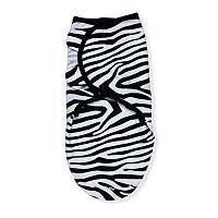 Baby Neutral SwaddleMe Zebra Adjustable Infant Swaddle