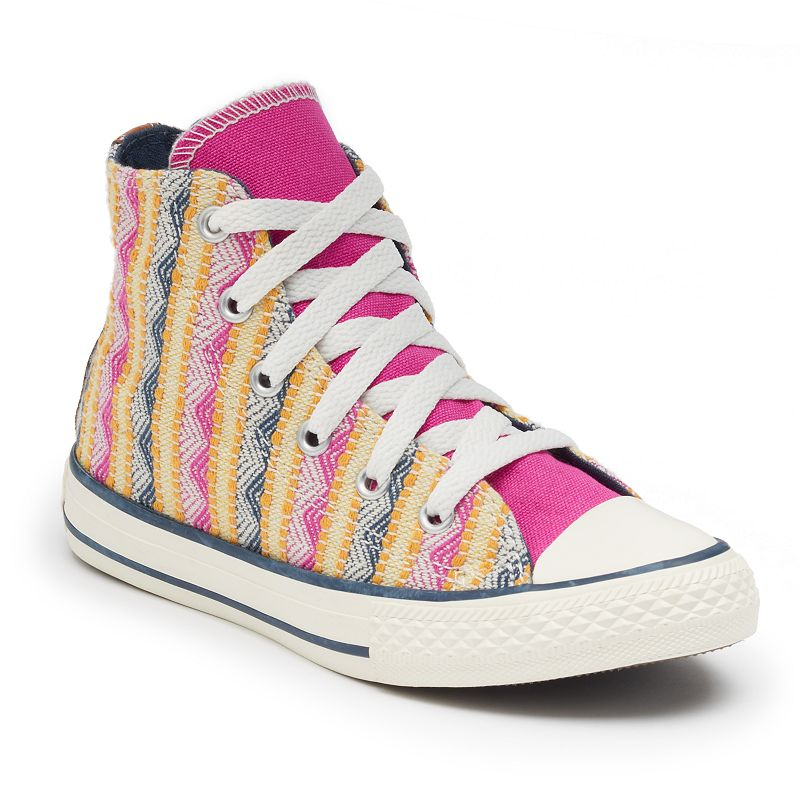 Kid's Converse Camp Craft High-Top Sneakers