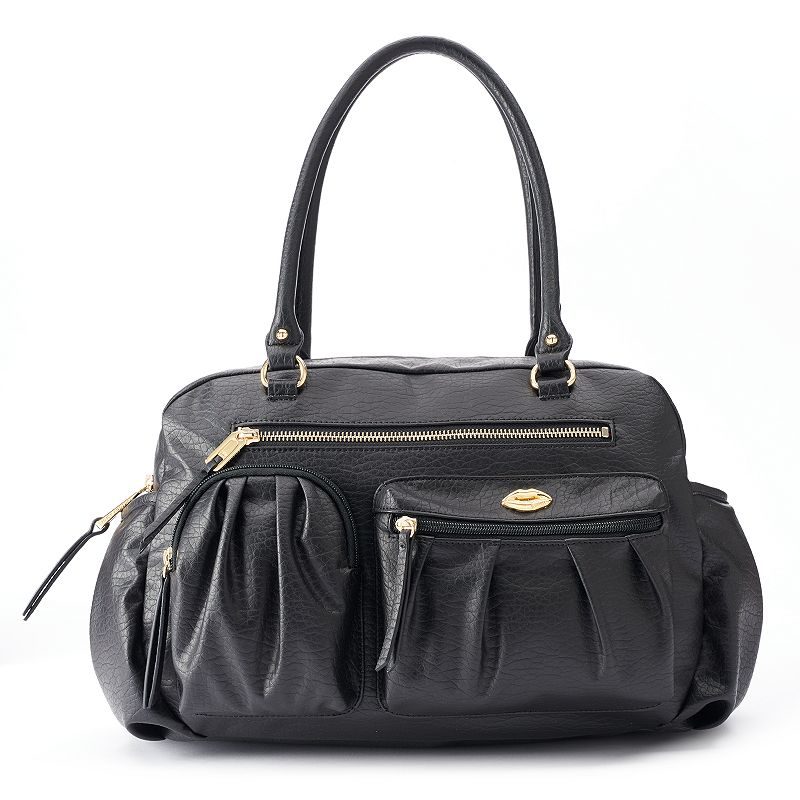 Juicy Couture Helina Pleated Satchel