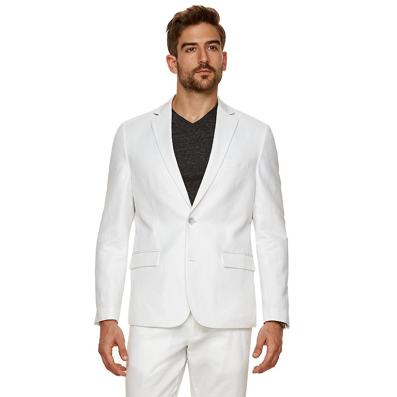 Men's Marc Anthony Slim-Fit Linen-Blend Sport Coat