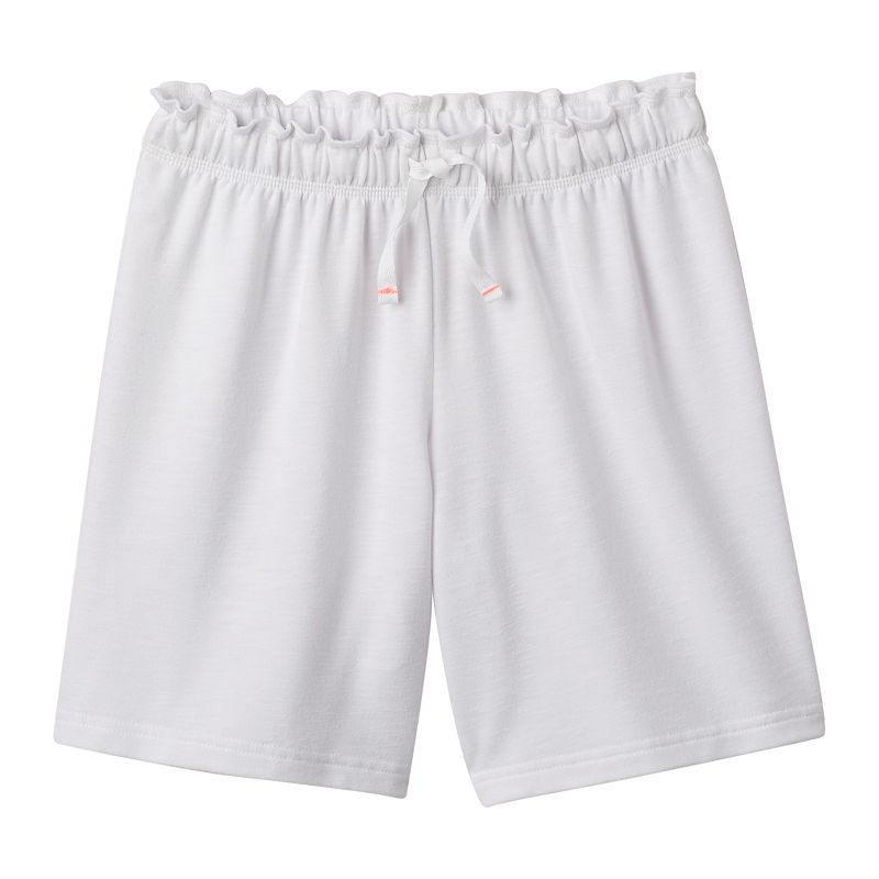 Girls 7-16 & Plus Size SO® Marled Athletic Shorts
