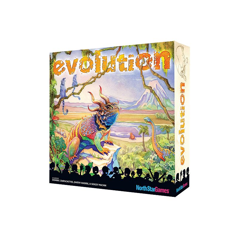 Evolution Game by North Star Games