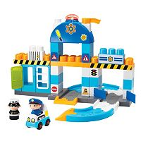 I-Builder 55-Piece Police Station Set by Winfun