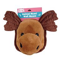 Goffa Animated Plush Moose Head & Wall Mount
