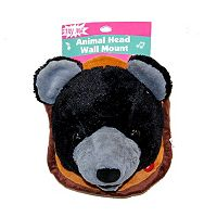 Goffa Animated Plush Bear & Wall Mount