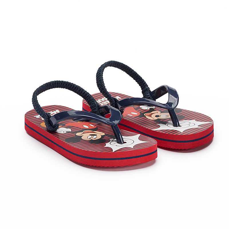 Disney's Mickey Mouse Baby / Toddler Boy Sandals