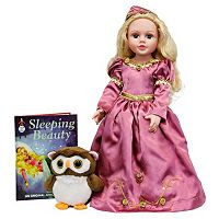 Sleeping Beauty Once Upon a Time Storybook Set by Dazzleworks