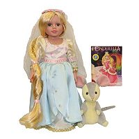 Cinderella Once Upon a Time Storybook Set by Dazzleworks