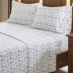True North by Sleep Philosophy Flannel Sheet Set by