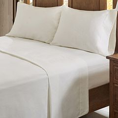 Click here to buy True North by Sleep Philosophy Flannel Sheet Set.
