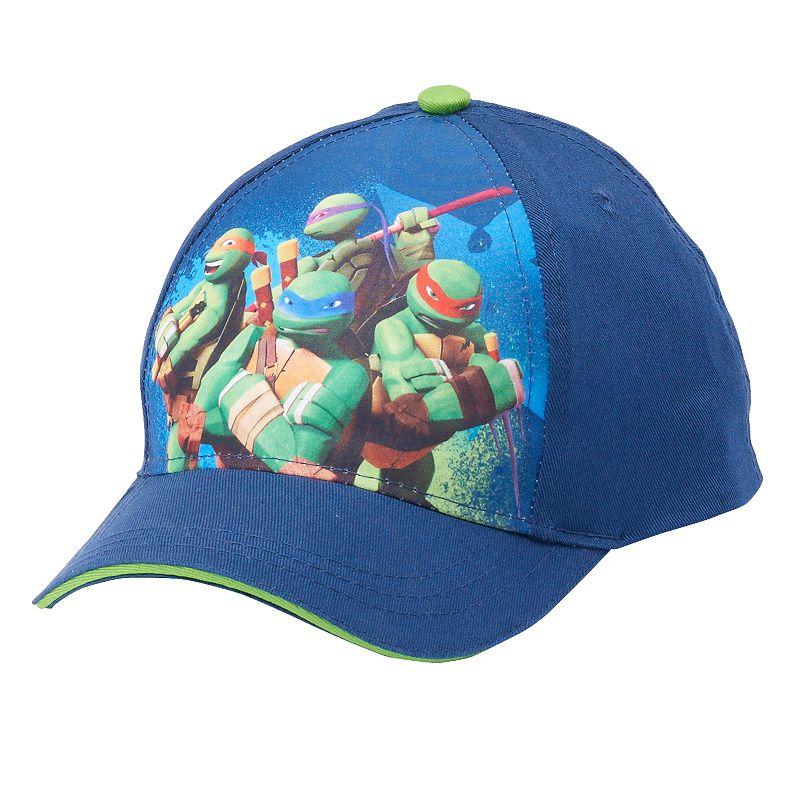 Toddler Boy Teenage Mutant Ninja Turtles Baseball Cap