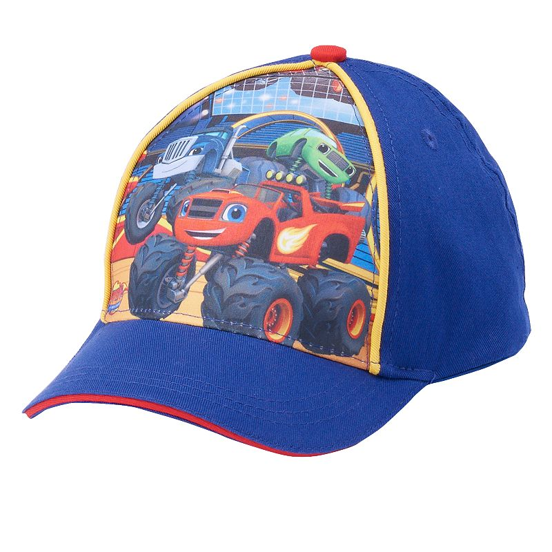 Toddler Blaze & The Monster Machines Baseball Cap
