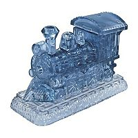BePuzzled 38-pc. Locomotive 3D Crystal Puzzle