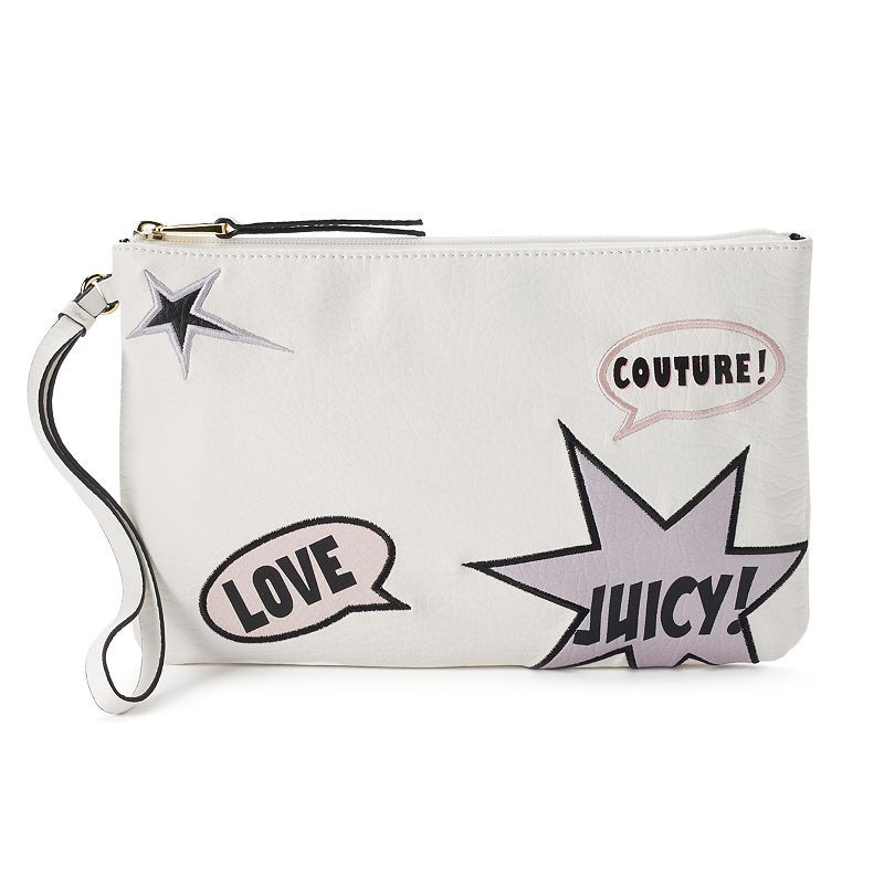 Juicy Couture Sugar Lab Wristlet