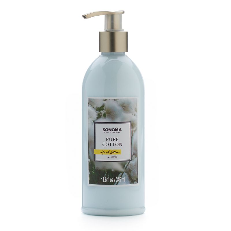 SONOMA Goods for Life™ Pure Cotton Hand Lotion