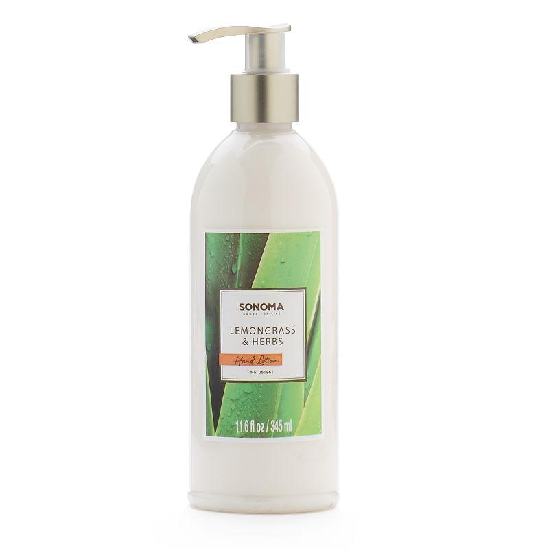 SONOMA Goods for Life™ Lemongrass & Herbs Hand Lotion