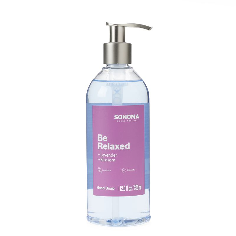 SONOMA Goods for Life™ Be Relaxed Lavender Blossom Hand Soap