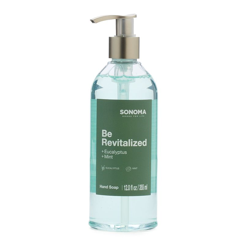 SONOMA Goods for Life™ Be Revitalized Eucalyptus & Mint Hand Soap