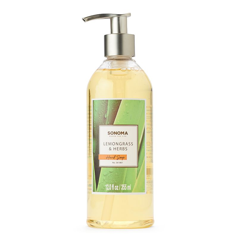 SONOMA Goods for Life™ Be Lemongrass & Herbs Hand Soap