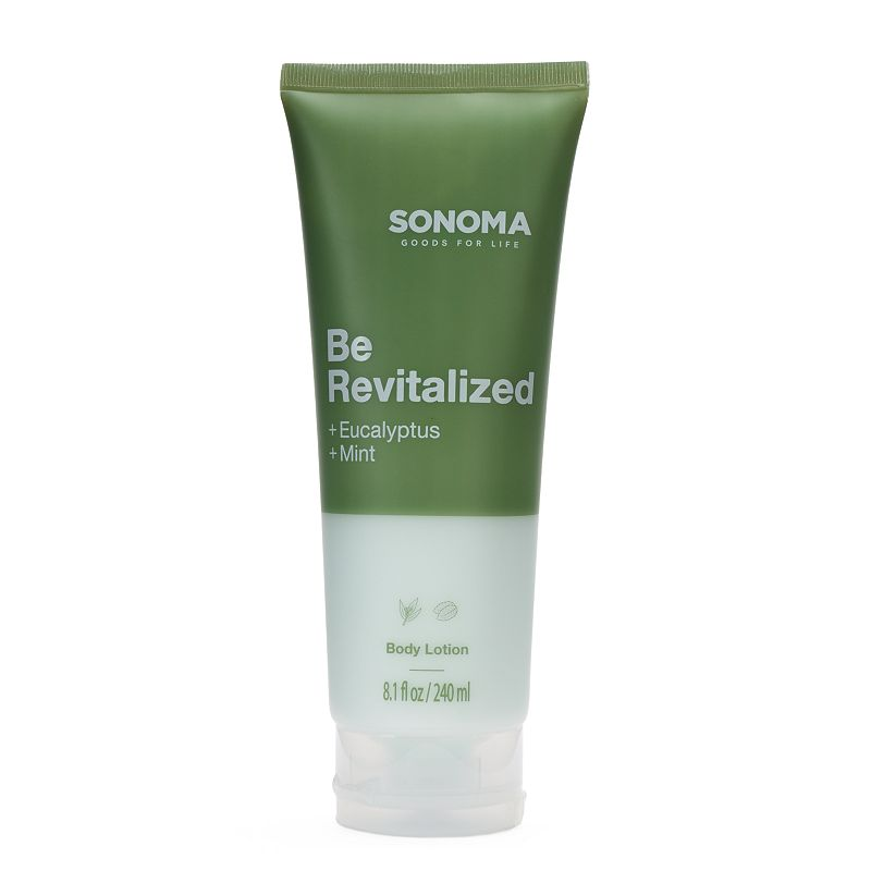 SONOMA Goods for Life™ Be Revitalized Eucalyptus Mint Body Lotion