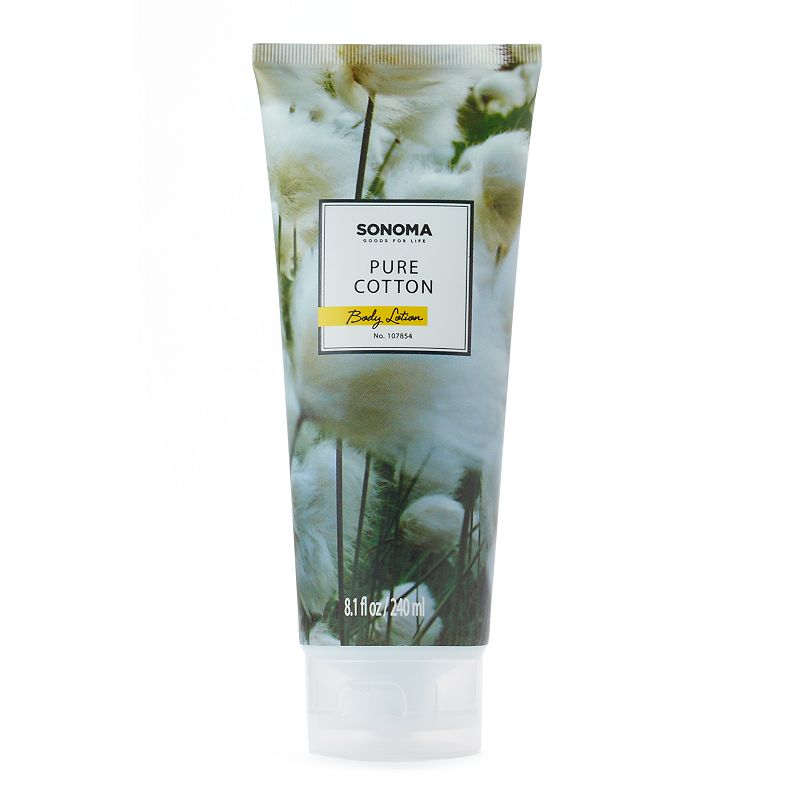 SONOMA Goods for Life™ Pure Cotton Body Lotion