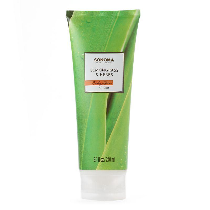 SONOMA Goods for Life™ Lemongrass & Herbs Body Lotion