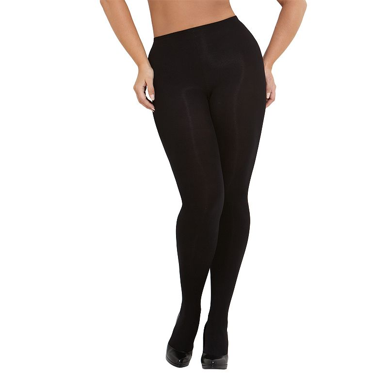 GOLDTOE Plus Size Ultra Stretch Perfect Fit Tights