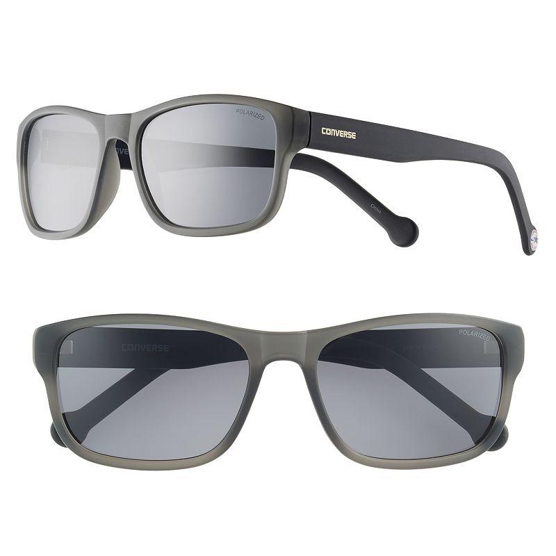 Women's Converse Polarized Rectangle Sunglasses