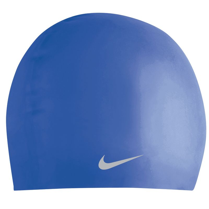 Nike Junior Silicone Swim Cap, Brt Purple thumbnail