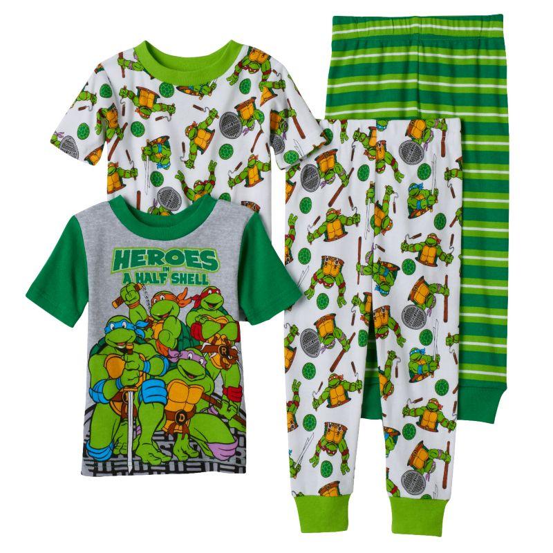 Boys 4-10 Teenage Mutant Ninja Turtles Heroes 2-Piece ...