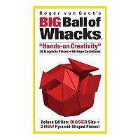 Big Ball of Whacks Hands-On Activity by Creative Whack Company