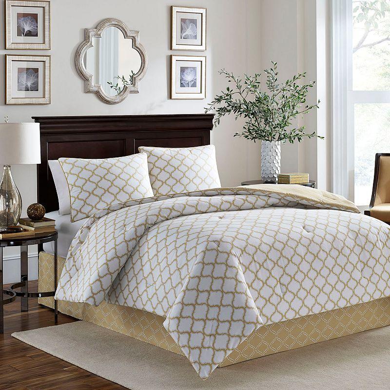 Stone Cottage Savannah 4-piece Bed Set