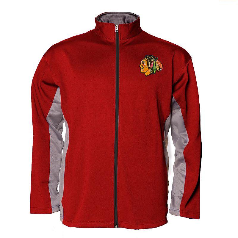 Big & Tall Chicago Blackhawks Jacket