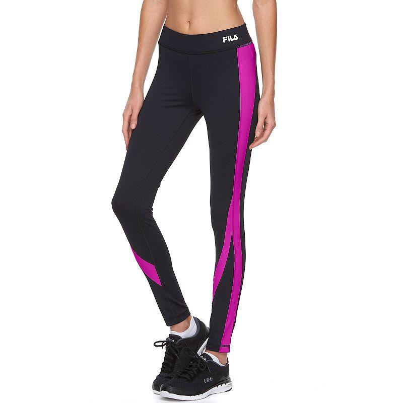 Women's FILA SPORT® Colorblock Workout Tights