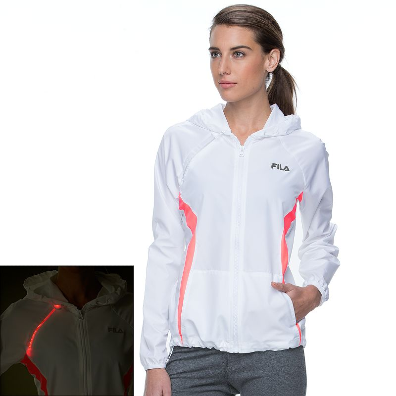 Women's FILA SPORT® LED Running Jacket