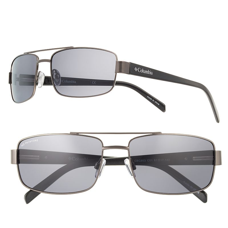 Men's Columbia Polarized Navigator Sunglasses