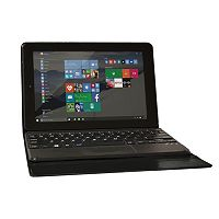 Visual Land Premier 8.9-Inch 32GB Windows Tablet with Docking Keyboard Case